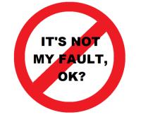 Nicht meine Schuld