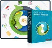CodeTwo Public Folders 5