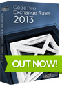 CodeTwo Exchange Rules 2013