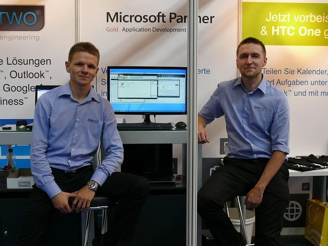 Piotr und Tomek