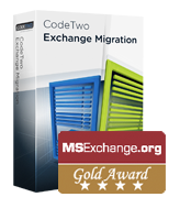 Gold Award for Exchange Migration