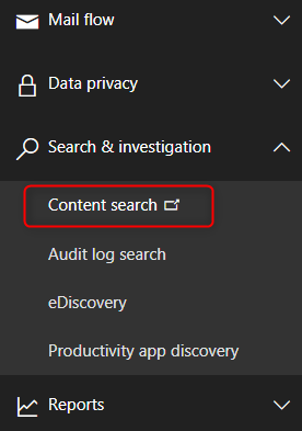 Content-search