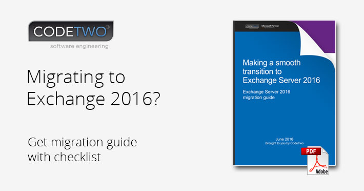 Migration zu Exchange Server 2016