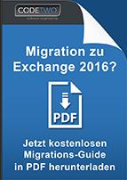 White Paper und Checkliste zum Upgrade auf Exchange 2016