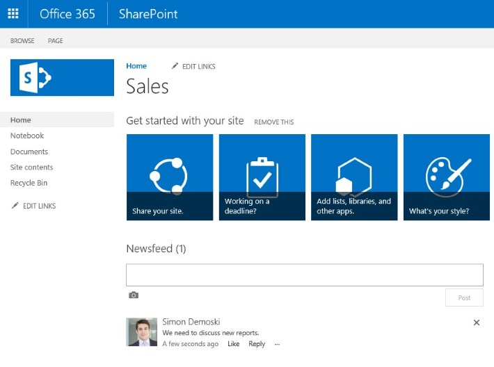photos in sharepoint