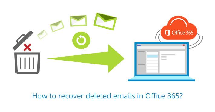 Wiederherstellen von gelöschten E-Mails in Office 365