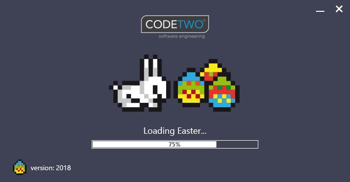 Frohe Ostern von CodeTwo!