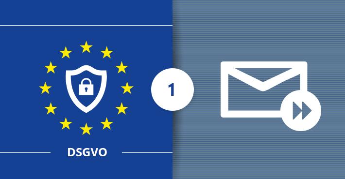 DSVGO und E-Mail-Weiterleitung