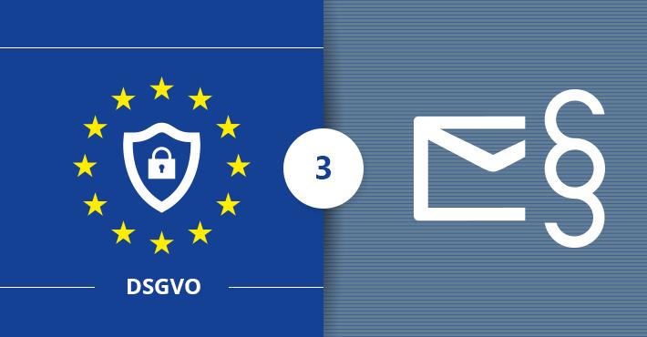 Disclaimer konform mit DSGVO