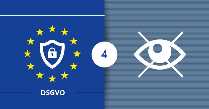 DSGVO – das Löschen sensibler Inhalte