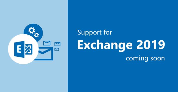 CodeTwo-Lösungen für Exchange 2019 bald verfügbar