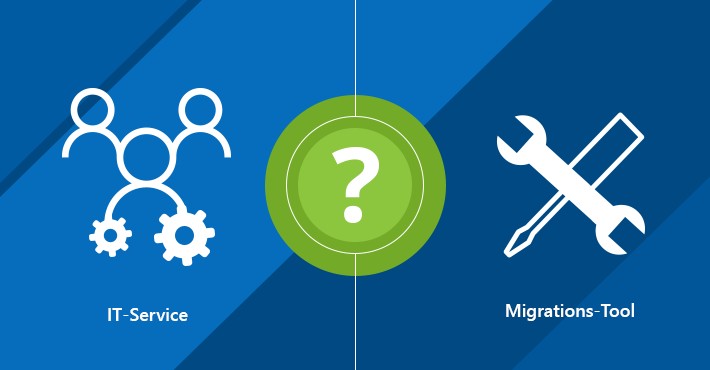 Exchange-Migrations-Services kontra Exchange-Migrations-Tools