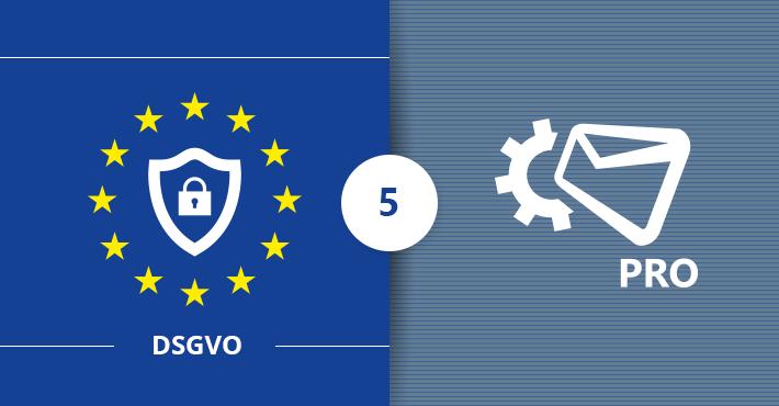 So erreicht man DSGVO-Konformität mit CodeTwo-Software