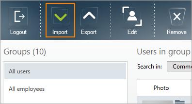 Benutzerfotos in Office 365 importieren