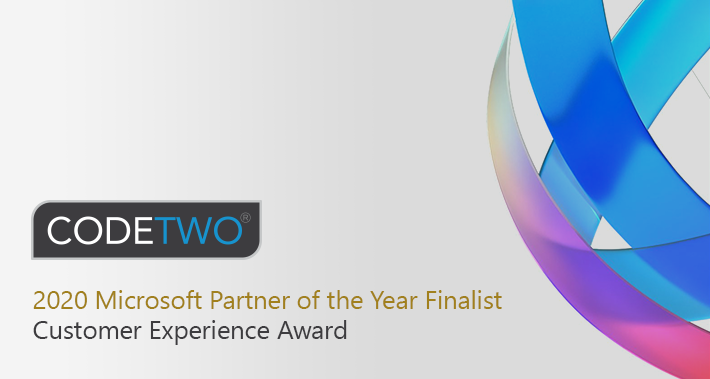 Finalist MS Partner 2020