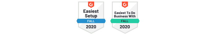 G2-Auszeichnungen für CodeTwo Office 365 Migration