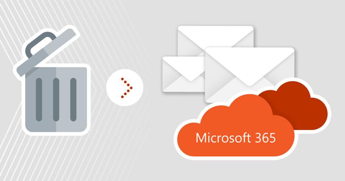 Gelöschte E-Mails in Microsoft 365 wiederherstellen
