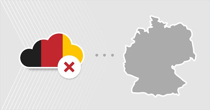 Microsoft Cloud Deutschland eingestellt