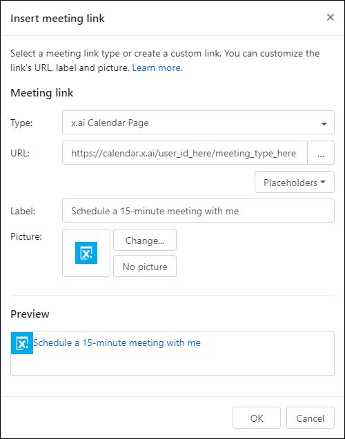 Meetings über E-Mail mit x.ai planen