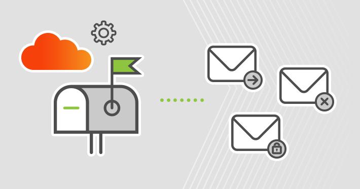 Posteingangsregeln in Office 365 und Outlook im Web verwalten