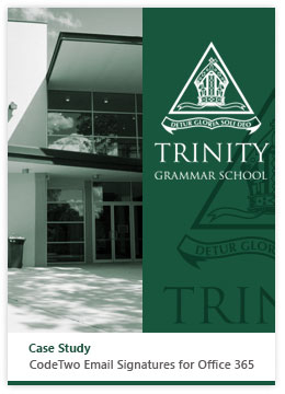 ESig for Office 365 - CS - Trinity School