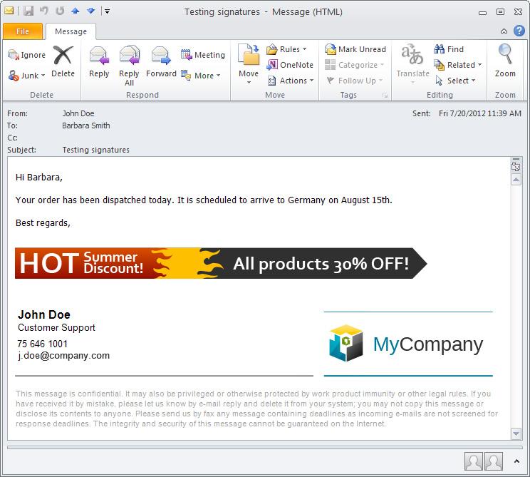 Marketing Aktionen Mit E Mails Unter Exchange Server