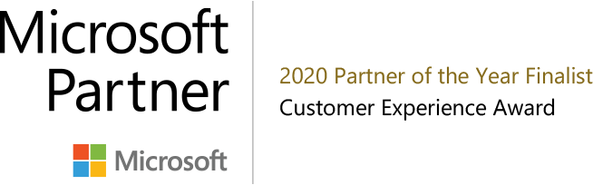 CodeTwo Partner of the Year 2020 Finalist