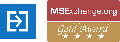 MSExchange.org Gold Award Migration O365