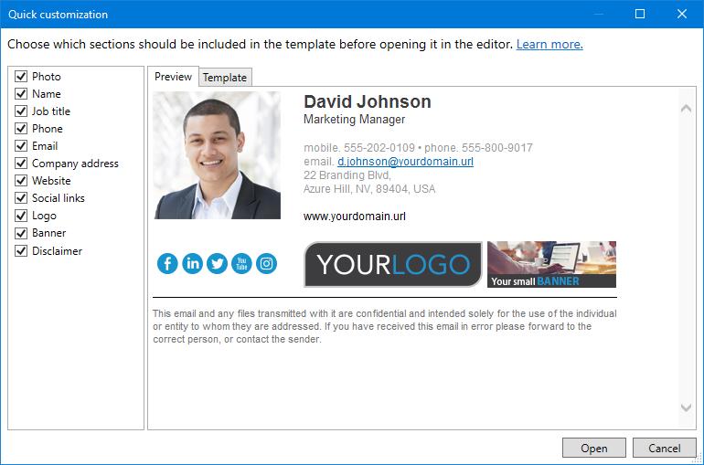 10 Beispiele Fur Eine Professionelle Email Signatur 0