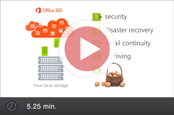 Backup for Office 365 wideo thumbnail